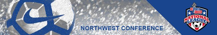 2018 US Youth Soccer National League Northwest Conference banner